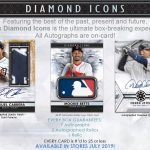2019 Topps Diamond Icons