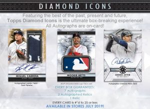 2019 Topps Diamond Icons