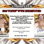 2019 Topps WWE Undisputed