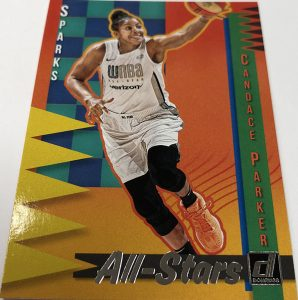 All-Stars Candace Parker