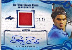 Auto Roger Federer