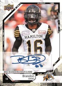 Autographs Brandon Banks