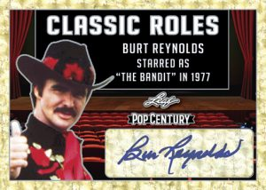 Classic Roles Auto Burt Reynolds MOCK UP