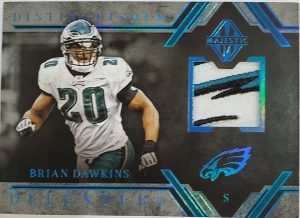 Distinguished Defenders Materials Brian Dawkins