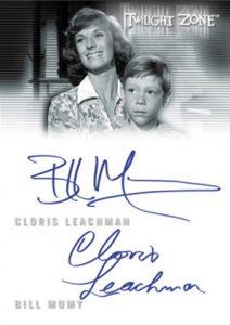 Dual Auto Cloris Leachman, Bill Mumy