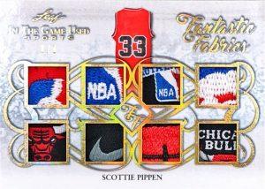 Fantastic Fabrics 8 Relics Scottie Pippen