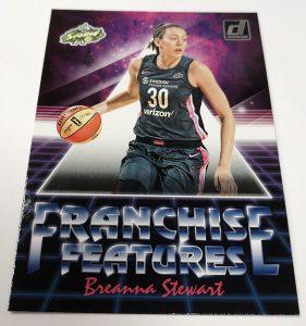 Franchise Features Breanna Stewart