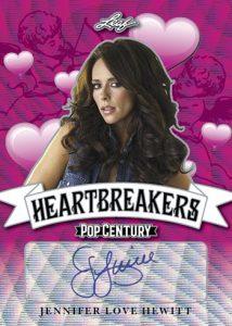 Heartbreakers Auto Jennifer Love Hewitt MOCK UP