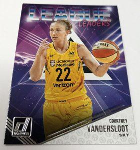 League Leaders Courtney Vandersloot