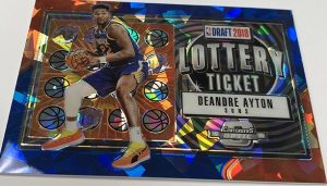 Lottery Ticket Cracked Ice Blue Deandre Ayton