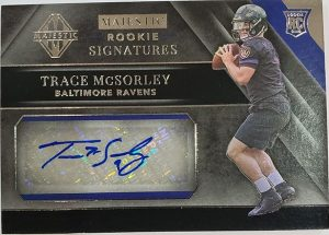 Majestic Rookie Signatures Trace McSorley