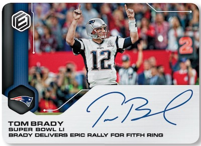 Mettle Moments Signatures Tom Brady
