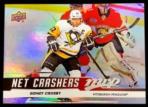 Net Crashers Sidney Crosby