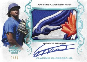 Patch Auto Vladimir Guerrero Jr MOCK UP