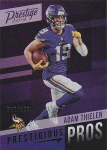 Prestigious Pros Adam Thielen