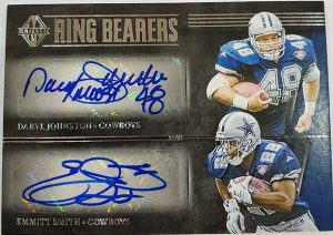 Ring Bearers Dual Signatures Daryl Johnston, Emmitt Smith