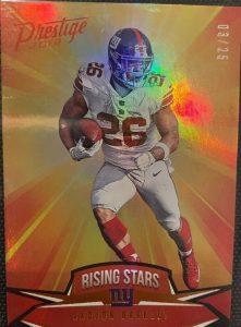 Rising Stars Saquon Barkley