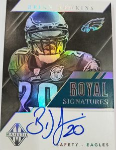 Royal Signatures Brian Dawkins