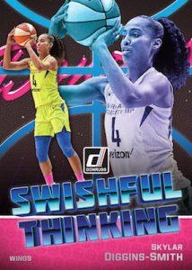 Swishful Thinking Skylar Diggins-Smith