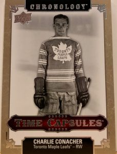 Time Capsules Charlie Conacher