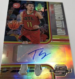 Up and Coming Contenders Auto Trae Young