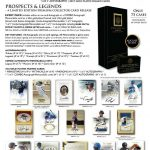 2019 Futera Unique Baseball Collection Prospect & Legends