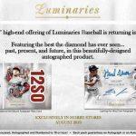 2019 Topps Luminaries Baseball