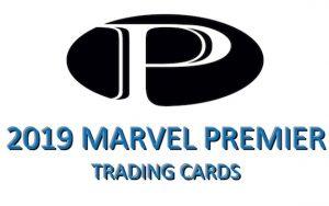 2019 Upper Deck Marvel Premier