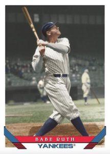 Base 1993 Babe Ruth