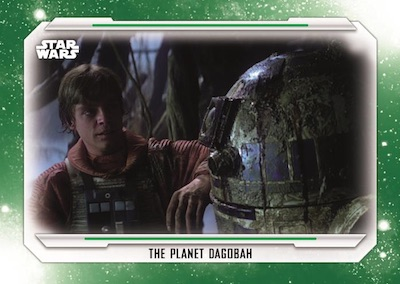 Base Green The Planet Degobah