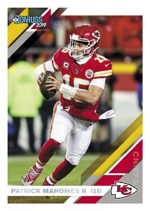 Base Patrick Mahomes II MOCK UP