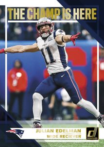 Champ is Here Julian Edelman MOCK UP