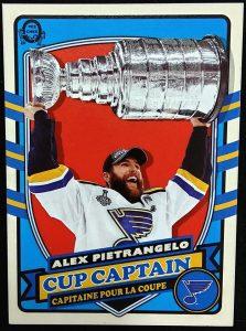 Cup Captain Commemorative Alex Pietrangelo