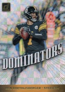 Dominators Ben Roethlisberger MOCK UP