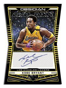 Galaxy Auto Electric Etch Yellow Kobe Bryant