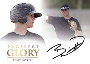 Glory Auto Bobby Witt Jr MOCK UP
