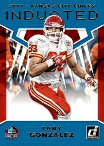 Inducted Tony Gonzalez MOCK UP