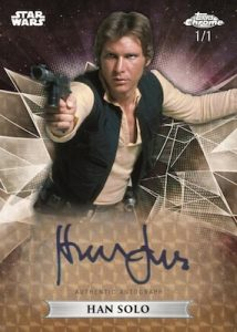 Classic Trilogy Auto Harrison Ford