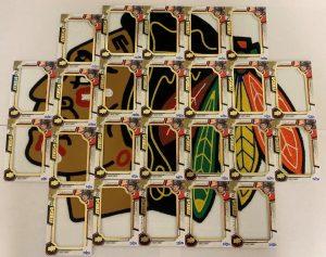 Premier Mega Patch Jumbo Relics Chest Logo Alex DeBrincat
