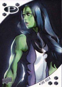 Sketch She Hulk MOCK UP