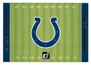Team Pride Horizontal Indianapolis Colts MOCK UP