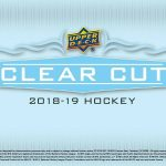 2018-19 Upper Deck Clear Cut