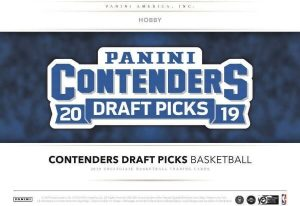 2019-20 Panini Contenders Draft Picks NCAA