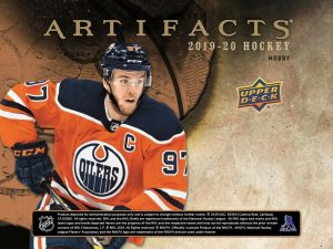2019-20 UD Artifacts