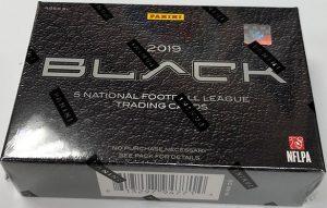 2019 Panini Black Football