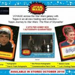 2019 Topps Star Wars Journey to Rise of Skywalker