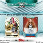 2019 Topps WWE Women's Division