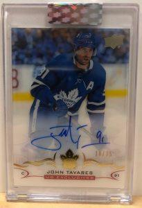 Base Auto John Tavares