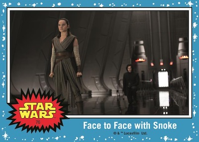 Base Face to Face With Snoke