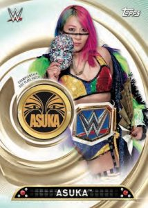 Championship Side Plate Commemorative Patch Asuka